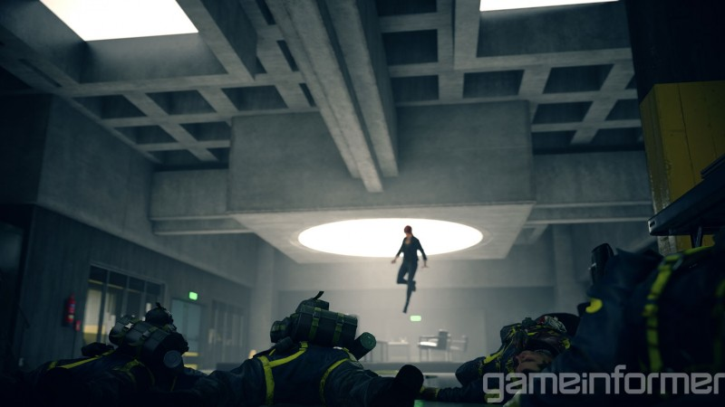A Look At Every Supernatural Ability In Remedy's Control - Game Informer