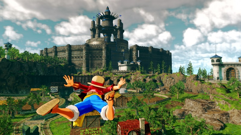 One Piece: World Seeker Review – King Of The One Piece Games