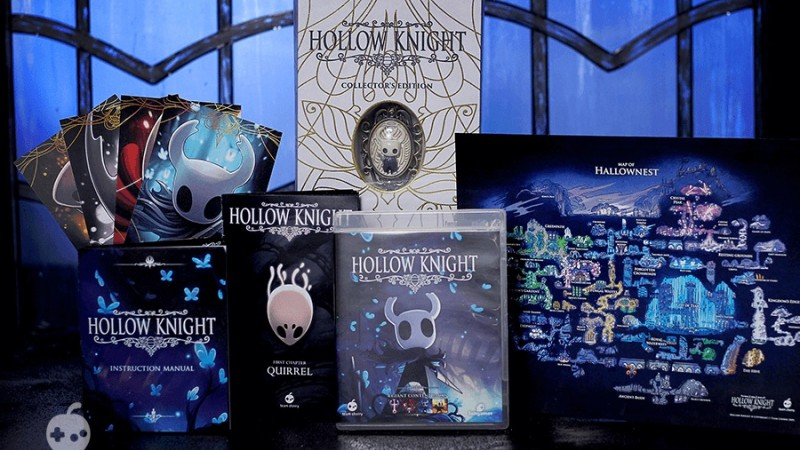 Hollow Knight Is Getting A Physical Edition - Game Informer