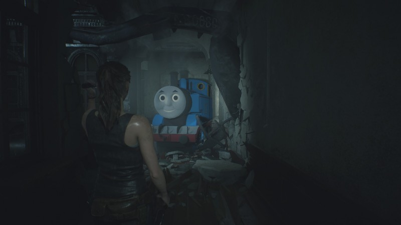 These Are Resident Evil 2's Most Hilarious Mods