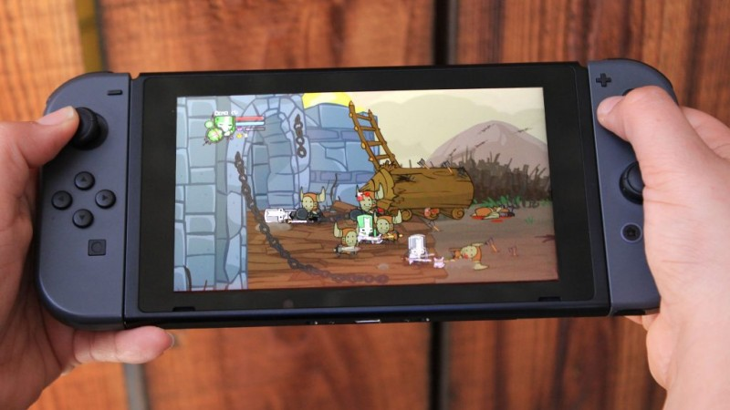 Castle Crashers Remastered Coming To PS4 And Switch - Game
