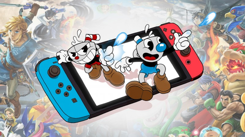 Cuphead's Creator Desperately Wants Him In Super Smash Bros.