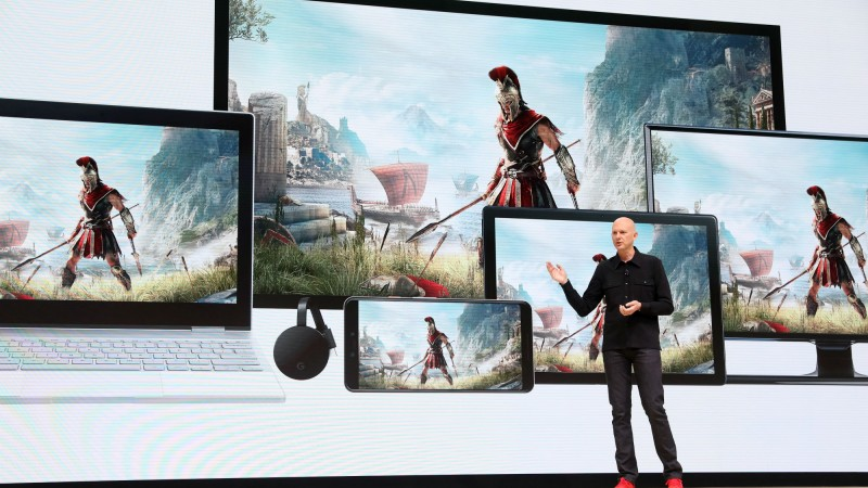 Phil Harrison Answers (Some Of) The Hot Questions About Stadia