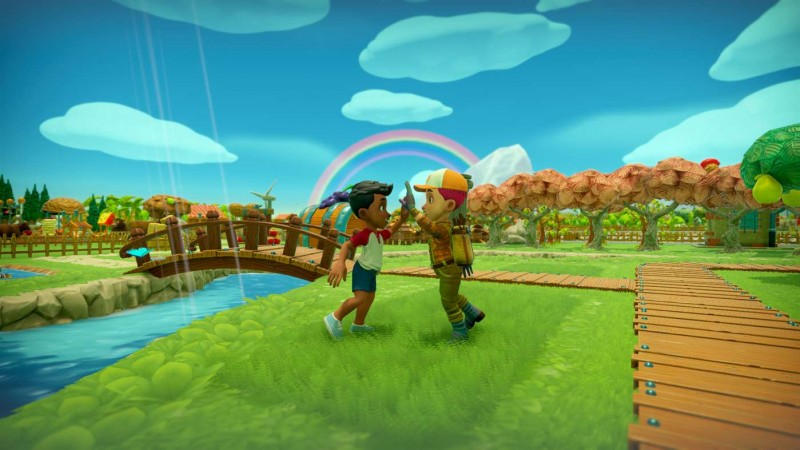 Farm Together Gets Local Co-Op In New Update - Game Informer