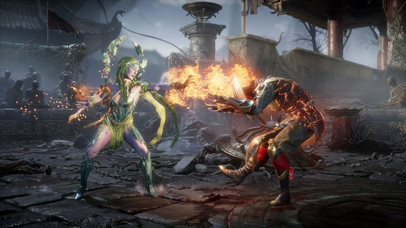 How Netherrealm Hopes To Get Mortal Kombat 11 S Casual Players To Compete Game Informer