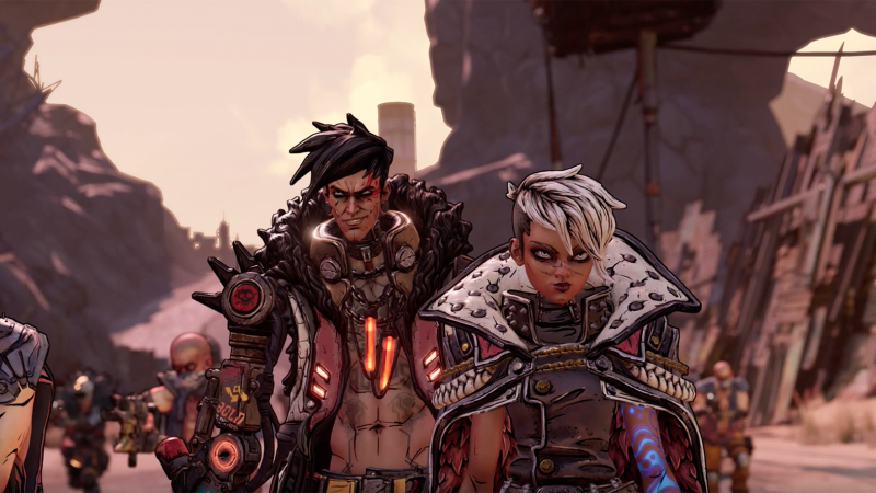 Here S Everything We Noticed In The Borderlands 3 Reveal
