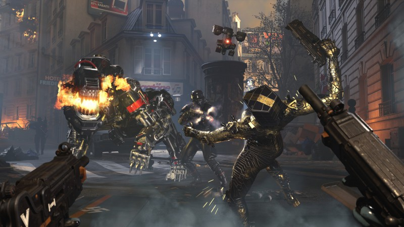 Wolfenstein: Youngblood Has Cosmetic Microtransactions