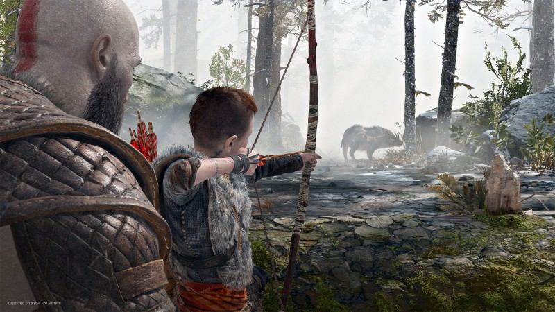 A documentary on God of War is on its way