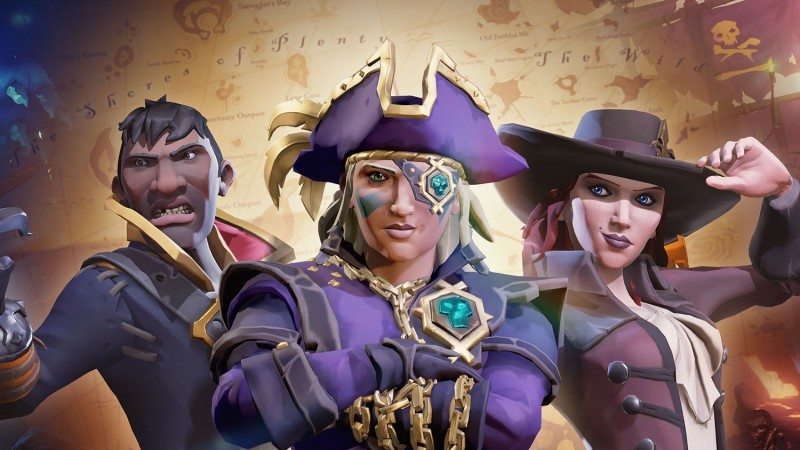 Sea of Thieves Is Coming To Tabletop