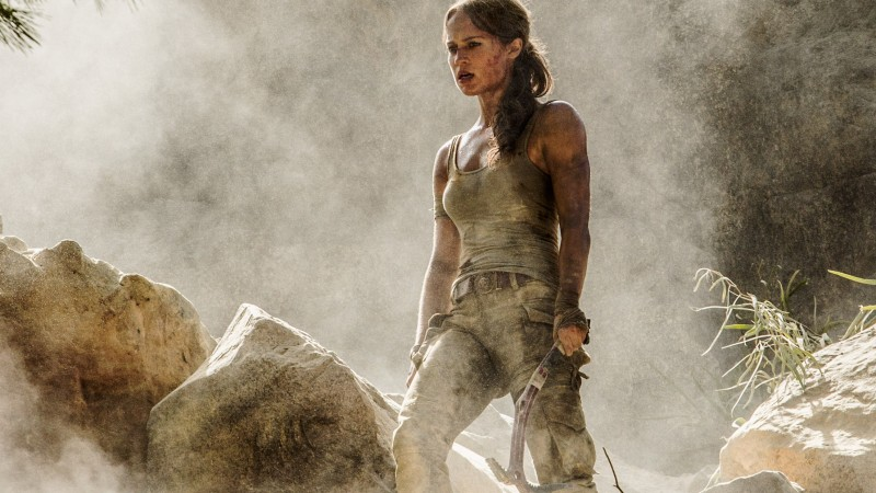 Alicia Vikander Likely To Return For Next Tomb Raider Movie