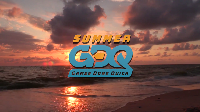 What To Watch This Weekend: Summer Games Done Quick, Dota 2, And Rocket League