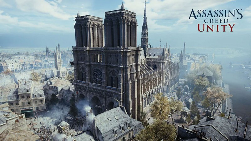 Assassin S Creed Unity Temporarily Free On Pc Following Notre Dame