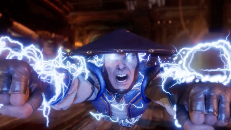 Mortal Kombat 11's Launch Trailer Goes All In On Nostalgia And