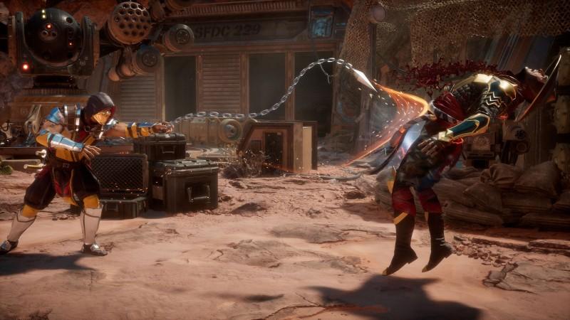 Premier of South Australia Announces The New Mortal Kombat Movie Is Entering Pre-Production