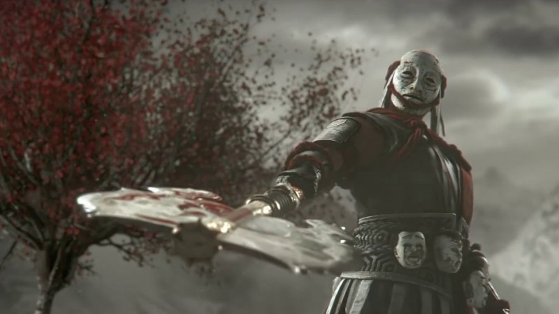 For Honor Introduces Murderous New Combatant Sakura