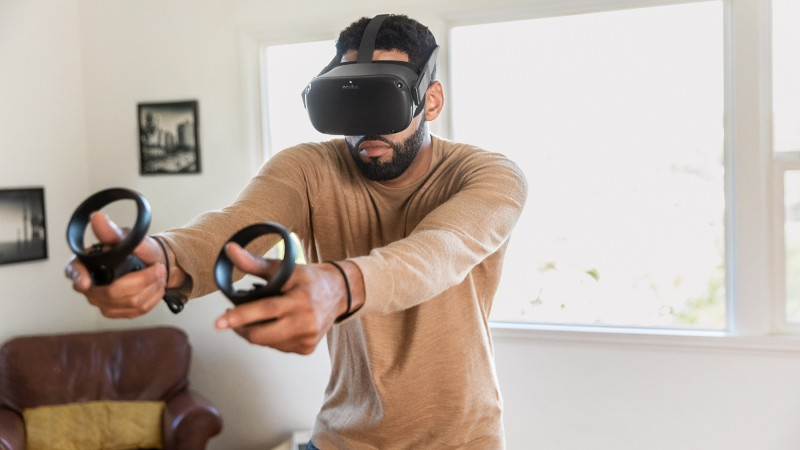 Oculus Quest Review – The Next Step For VR - Game Informer