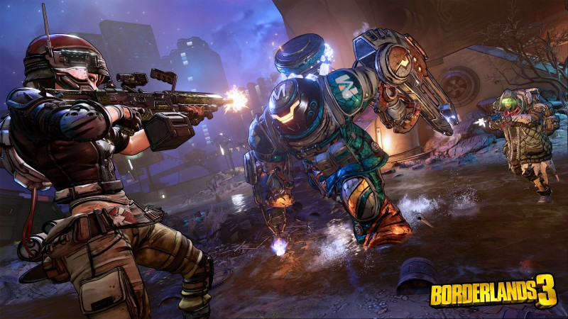Gearbox Is Teasing A 'Celebration Of Togetherness' For Next Week