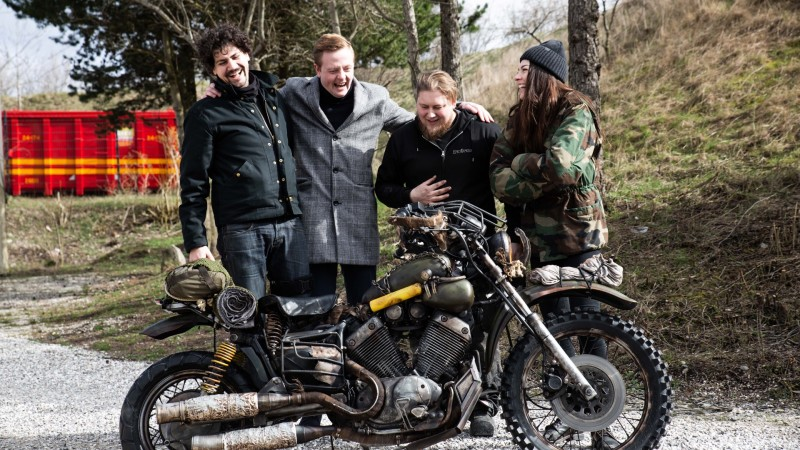 PlayStation Creates Real-Life Version Of The Bike From Days