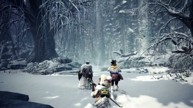 Monster Hunter World's Iceborne Expansion Coming This September