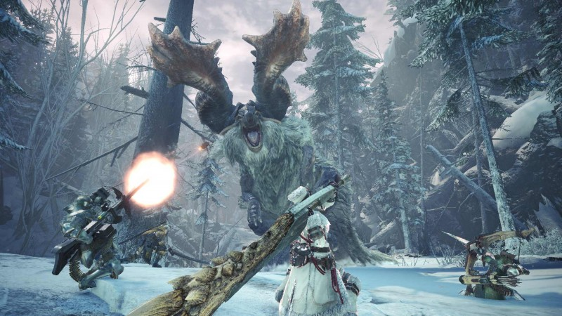 Free Trial Of Monster Hunter World Now On PS4 - Game Informer