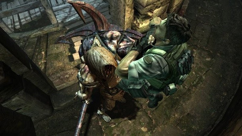 Resident Evil 5 Gold Edition Review Game Informer