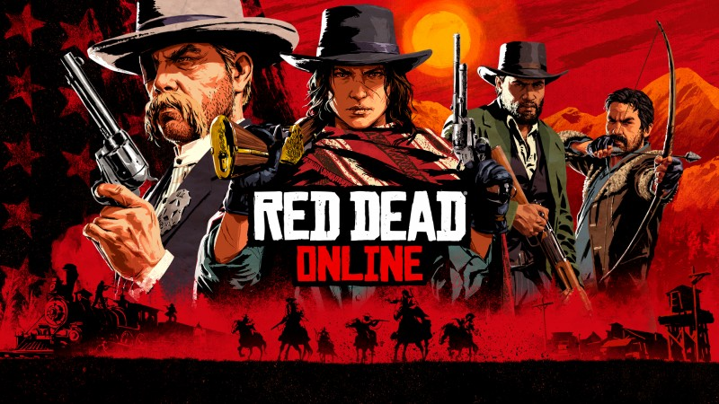 New Content In Red Dead Online Includes Hunting Challenge