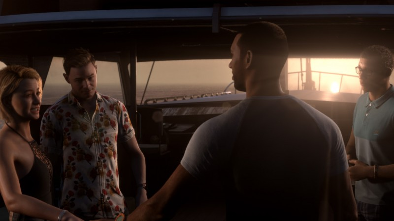 New, Exclusive Gameplay For Man Of Medan