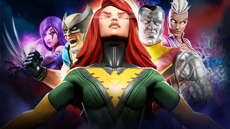 Four New X-Men Coming To Marvel Strike Force