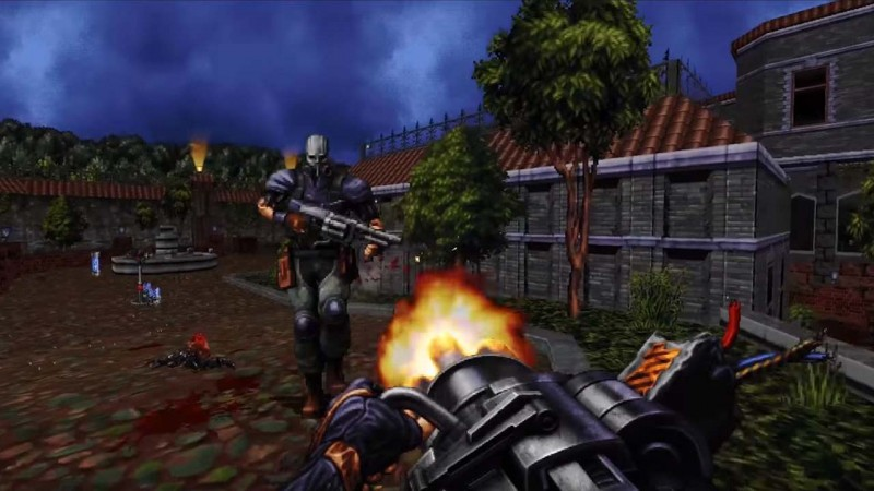 Iron Maiden Sues The Developers Of Old School Shooter Ion Maiden