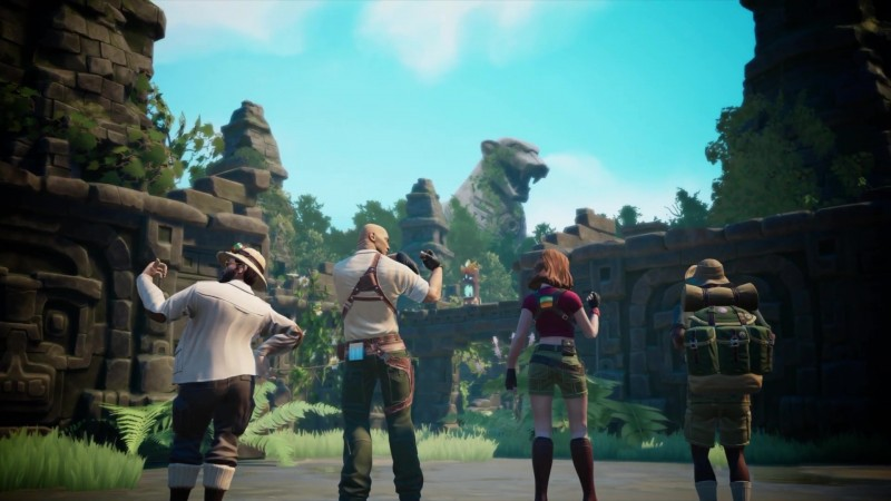 Jumanji: Welcome To The Jungle Video Game Coming From Bandai Namco