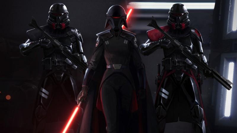 July Cover Revealed – Star Wars Jedi: Fallen Order
