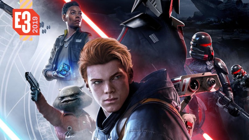 Watch EA's Jedi: Fallen Order Press Conference With Game Informer