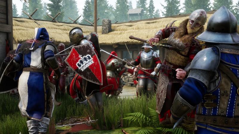 Medieval Combat Game Mordhau Sells Over One Million Copies