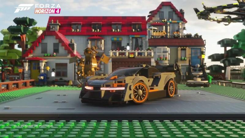 Lego Expansion Coming To Forza Horizon 4 - Game Informer