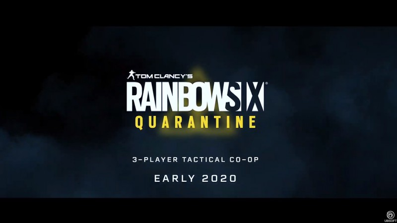 Rainbow Six Quarantine Is A New 3-Player Tactical Shooter