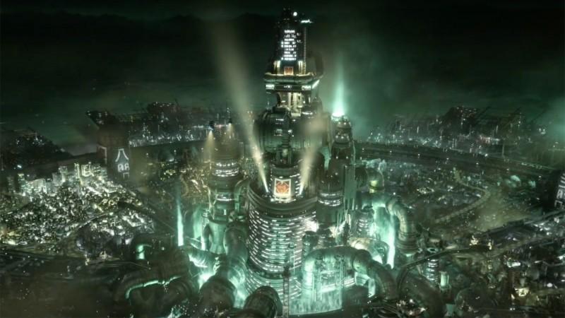 Image result for midgar remake
