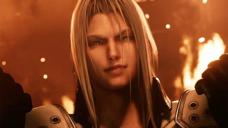 Sephiroth And Tifa Appear In New Final Fantasy Vii Remake Trailer Game Informer