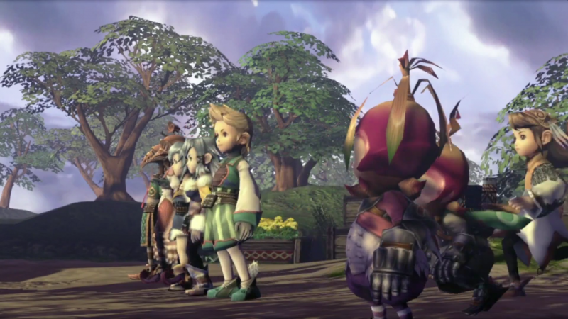 Final Fantasy Crystal Chronicles Remastered Edition Coming