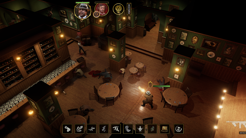 John Romero's New Game Is A 1920s Mafia Strategy Title