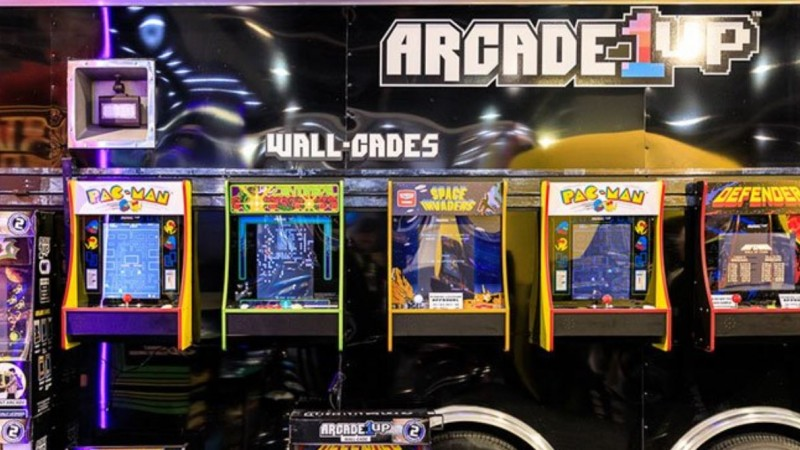 Arcade 1Up Announces Star Wars Home Arcade Cabinet Releasing This Fall