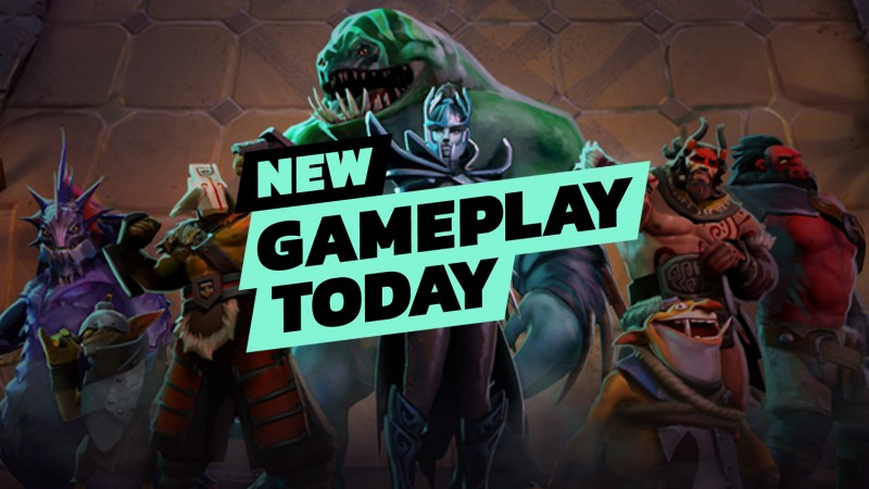 New Gameplay Today – Dota Underlords