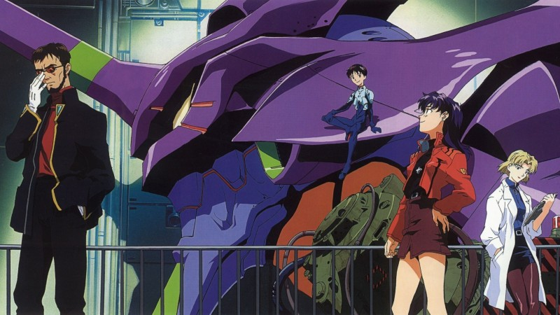 Are You A Fan Of Neon Genesis Evangelion? Check Out These Games
