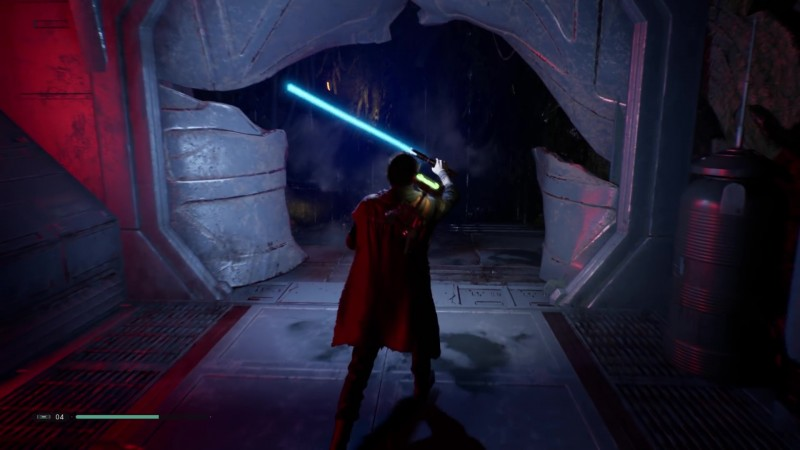 Star Wars Jedi: Fallen Order's Lightsaber Has Been Updated