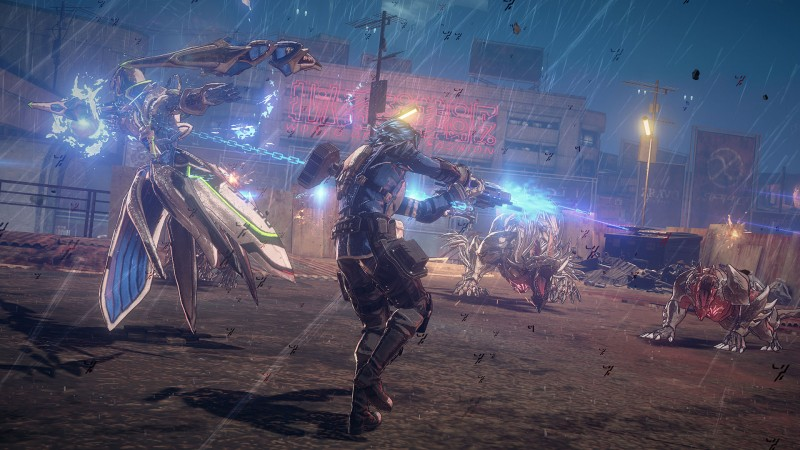 A Ten-Minute Astral Chain Trailer Answers All Questions