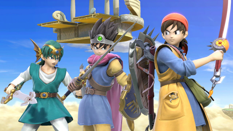Smash Bros. Director Comments On Dragon Quest And Banjo Kazooie Additions, Finds Console Wars Boring