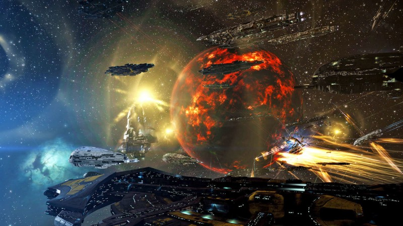 A Surprise Alien Invasion Has Taken EVE Online By Storm - Game Informer