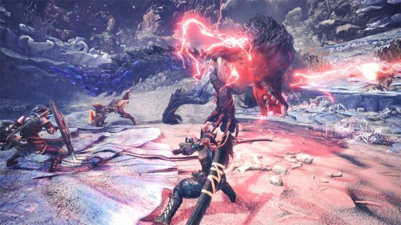 New Monster Hunter World: Iceborne Trailer Debuts Two Terrifying Subspecies