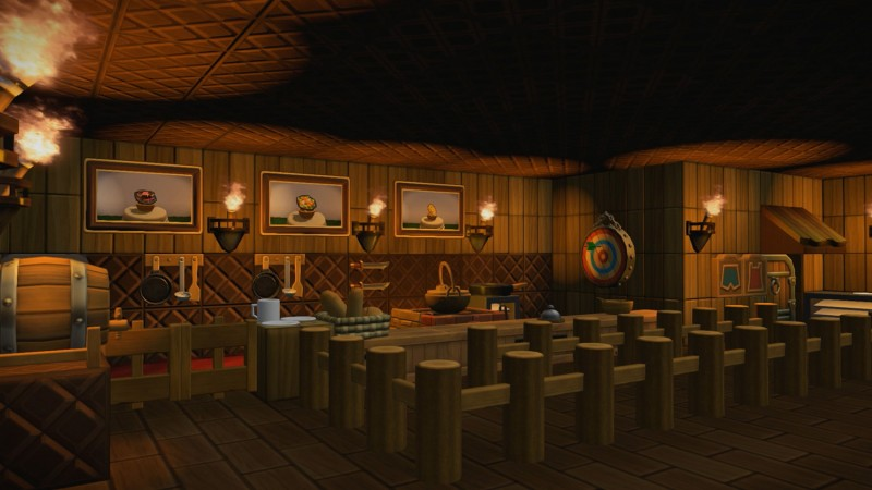 Who Can Build The Best Restaurant In Dragon Quest Builders 2?