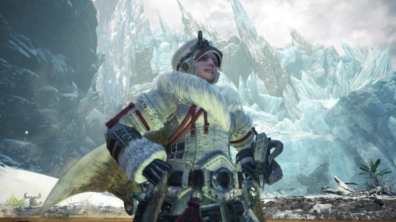 New Hoarfrost Reach Details From Monster Hunter World: Iceborne's Developers