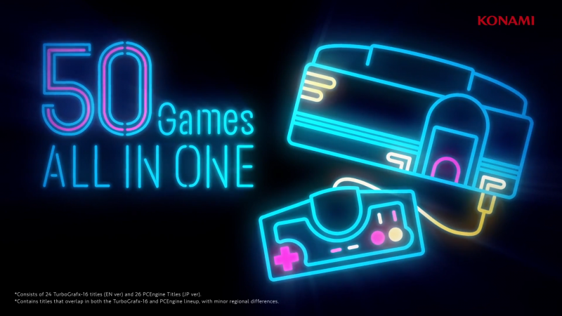 TurboGrafx-16 Mini Gets A Release Date And Full Game Lineup